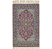 Link to 3' 7 x 5' 10 Isfahan Persian Rug