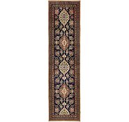 Link to 3' 3 x 12' 8 Qom Persian Runner Rug