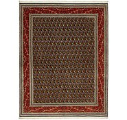 Link to 5' x 6' 4 Qom Persian Rug