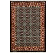 Link to 4' 7 x 6' 7 Qom Persian Rug