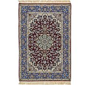Link to 3' 9 x 5' 7 Isfahan Persian Rug