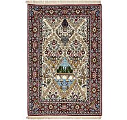 Link to 3' 7 x 5' 5 Isfahan Persian Rug