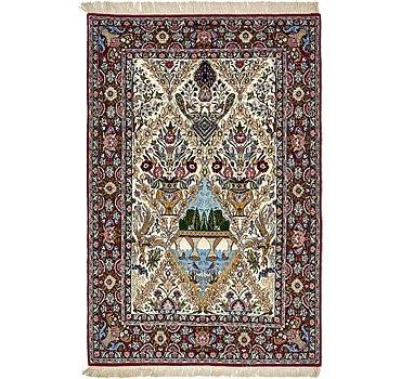 109x165 Isfahan Rug