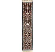 Link to 2' 1 x 10' Isfahan Persian Runner Rug