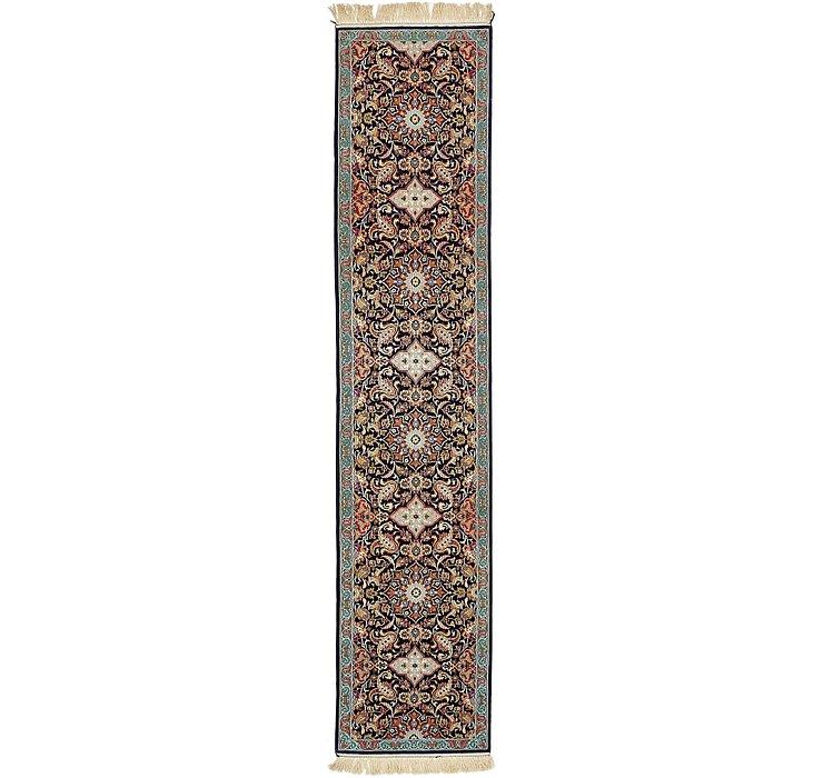 65cm x 305cm Isfahan Persian Runner ...
