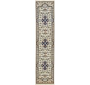 Link to 1' 6 x 6' 9 Nain Persian Runner Rug