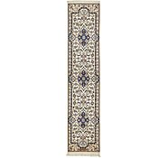 Link to 1' 7 x 7' 1 Nain Persian Runner Rug