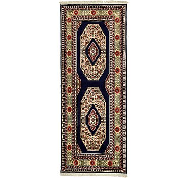 76x198 Tabriz Rug