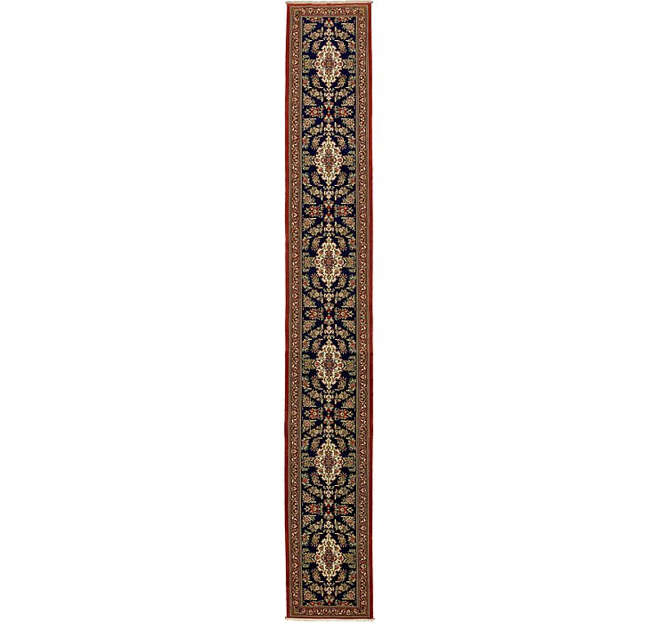 2' 11 x 20' 8 Qom Persian Runner Rug
