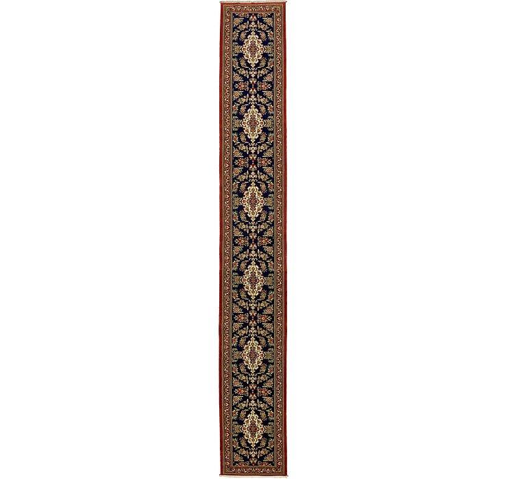2' 11 x 20' 8 Qom Persian Runner Rug