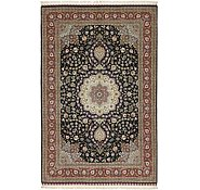 Link to 6' 6 x 10' Tabriz Persian Rug