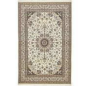 Link to 6' 8 x 10' 3 Nain Persian Rug
