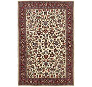Link to 4' 3 x 6' 4 Kashan Persian Rug