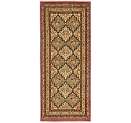Link to 3' 3 x 7' 8 Qom Persian Runner Rug