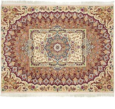 152x196 Tabriz Rug