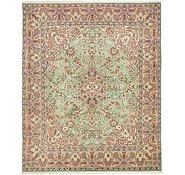 Link to 6' 5 x 7' 9 Kerman Persian Rug