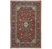 Link to 4' 8 x 7' 2 Kashan Persian Rug