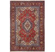 Link to 7' 6 x 10' 9 Tabriz Oriental Rug
