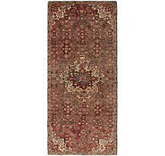 Link to 3' 9 x 8' 9 Hossainabad Persian Runner Rug