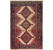 Link to 2' 9 x 4' 4 Chenar Persian Rug