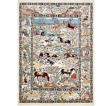 297x401 Tabriz Design Rug