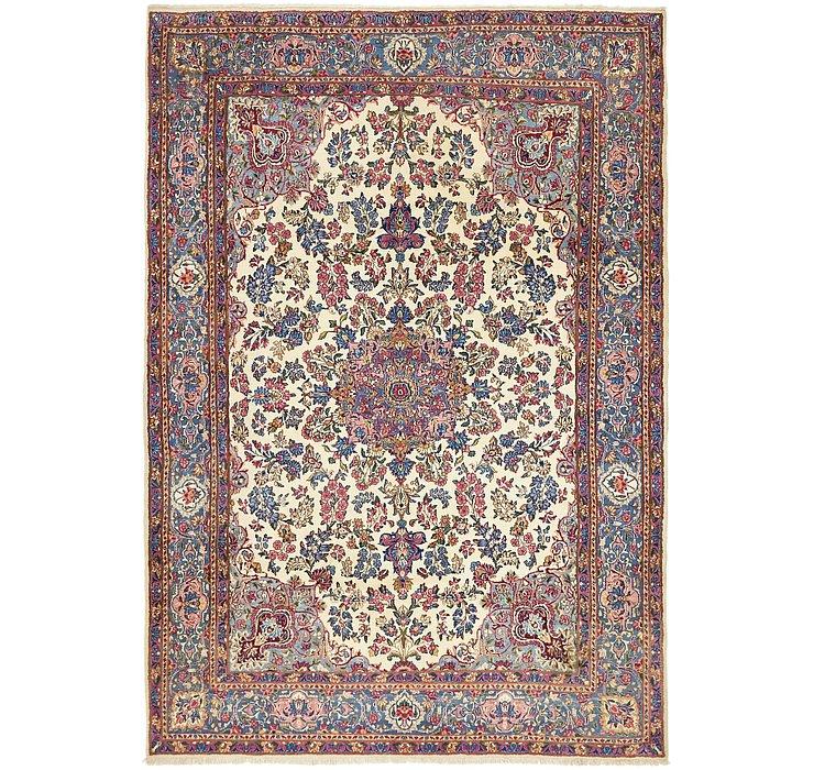 6' 10 x 9' 10 Kerman Persian Rug