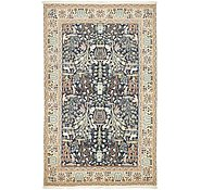 Link to 4' 3 x 6' 9 Nain Persian Rug