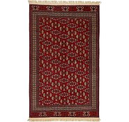 Link to 5' 5 x 8' 8 Torkaman Persian Rug