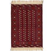 Link to 5' 8 x 8' 1 Torkaman Persian Rug
