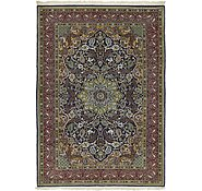 Link to 4' 10 x 6' 9 Qom Persian Rug
