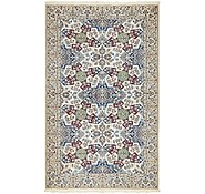 Link to 4' 6 x 7' 4 Nain Persian Rug