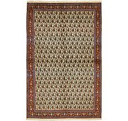 Link to 4' 11 x 7' 8 Mood Persian Rug