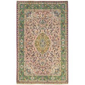 6' 3 x 10' 2 Tabriz Persian Rug