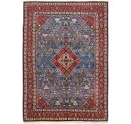 Link to 7' 9 x 11' Joshaghan Persian Rug