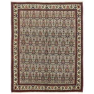 5' 2 x 6' 8 Bidjar Persian Rug