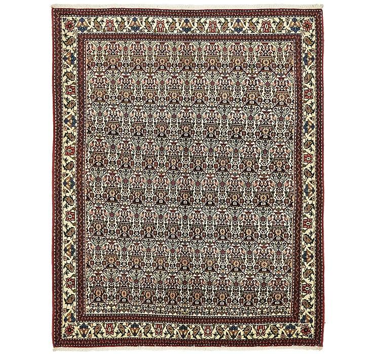 157cm x 203cm Bidjar Persian Rug
