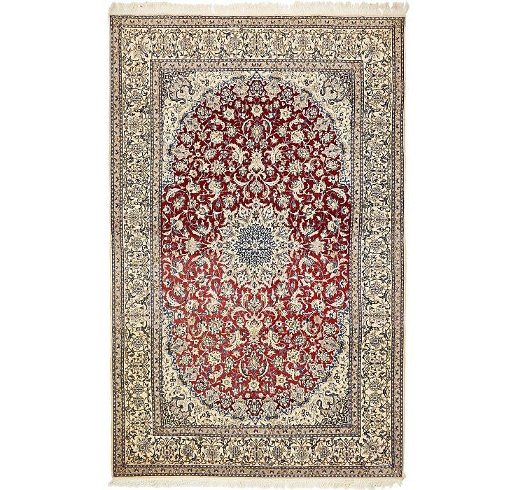 9' 3 x 14' 6 Nain Persian Rug