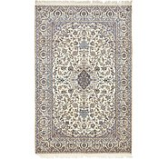 Link to 7' 1 x 10' 9 Nain Persian Rug