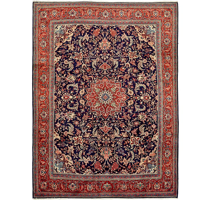 9' 10 x 13' 2 Mahal Persian Rug