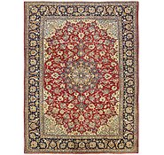 Link to 9' 5 x 12' 6 Isfahan Persian Rug