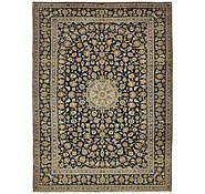 Link to 9' 11 x 13' 8 Kashan Persian Rug