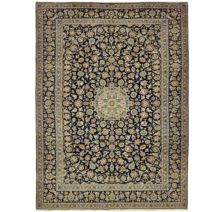 9' 11 x 13' 8 Kashan Persian Rug
