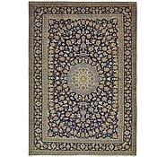 Link to 9' 11 x 14' 2 Kashan Persian Rug