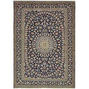 9' 11 x 14' 2 Kashan Persian Rug