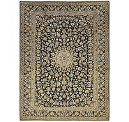 Link to 10' 2 x 13' 9 Kashan Persian Rug