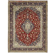 Link to 9' 10 x 12' 10 Kashan Persian Rug