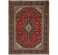 Link to 9' 11 x 13' 2 Kashan Persian Rug