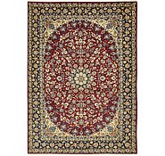 Link to 9' 9 x 12' 7 Isfahan Persian Rug