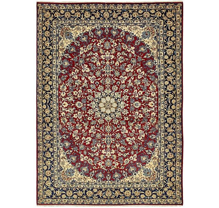 9' 9 x 12' 7 Isfahan Persian Rug
