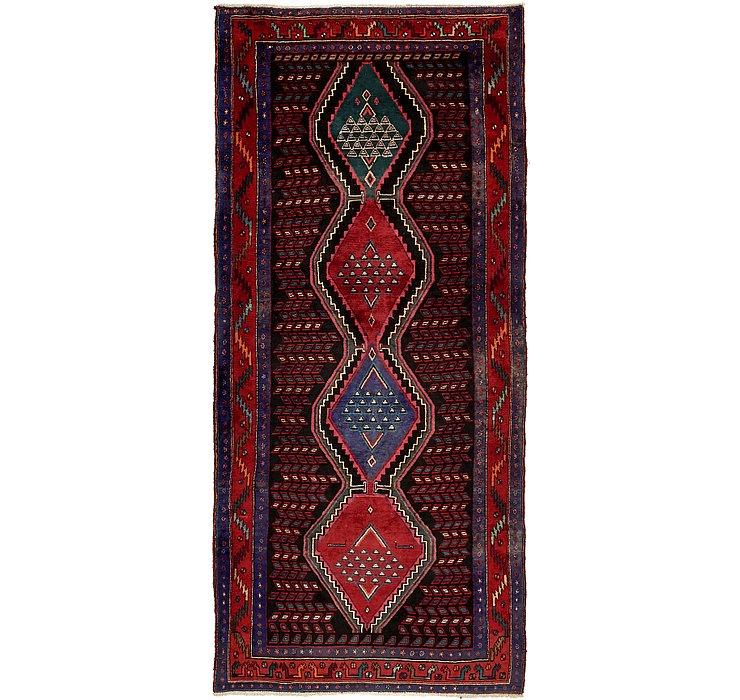 4' 1 x 9' 4 Sirjan Persian Runner Rug